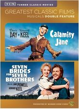 TCM Greatest Classic Films: Musicals Double Feature - Calamit DVD