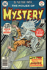 House of Mystery (1951) #249 First Print Nestor Malgapo Art Ernie Chua Cover VF+