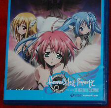 HEAVEN'S LOST PROPERTY: THE ANGELOID OF CLOCKWORK 1 BLU-RAY ANIME  LOT