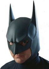 Batman Begins Costume Mask Classic Adult The Dark Knight Rises Bat Man - Fast -