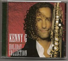 "KENNY G, CD  ""THE HOLIDAY COLLECTION""  NEW SEALED"