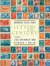 Letters of the Century: America 1900-1999, , Good Book