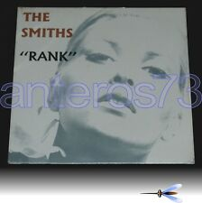 "THE SMITHS ""RANK"" RARE LP MADE IN ITALY - SEALED"