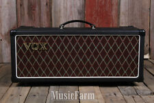 Vox AC15CH Custom Tube Electric Guitar Amplifier Head 15 Watt Amp Black