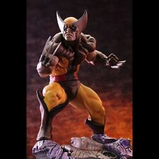 -=] KOTOBUKIYA - Wolverine brown costume Danger Room statua [=-