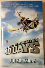 Around the World in 80 Days by Jules Verne (2004, Paperback, Movie Tie-In)