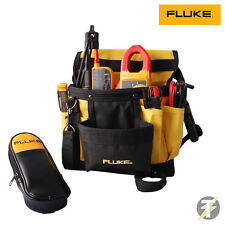 Fluke Tool Belt Bag | T150 Voltage Tester | 324 Clamp Meter | LVD2 VoltAlert