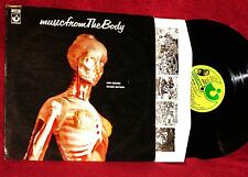 OST LP MUSIC FROM THE BODY RON GEESIN ROGER WATERS 1970 HARVEST UK ORIG PRESS NM