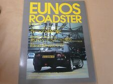 MAZDA EUNOS ROADSTER MAGAZINE MX-5 STREET PERFECT TUNING MODIFY OWNERS BIBLE #3