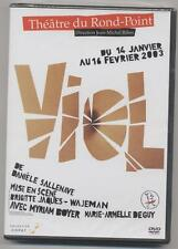 NEUF DVD VIOL PIECE DE THEATRE DU ROND POINT  SOUS BLISTER