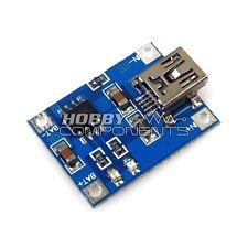 Mini Batería De Litio 5v Usb 1a carga Board