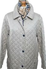 Fabulous BURBERRY LONDON quilted jacket UK 16 18 US 14 16 D 42 48 XL MINT