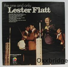 LESTER FLATT The One and Only NUGGET 1970 Country NEAR MIONT Bluegrass Gospel