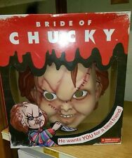 Bride of Chucky Chucky Mask - Child's Play by Mezco