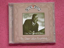 CD Clarence Frogman Henry I Like That Alligator Baby (Crazy Cajun Recordings)