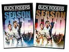 Buck Rogers in the 25th Century Complete Series Seasons 1 & 2 Box/DVD Set(s) NEW