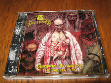 "DECREPITAPH ""Forgotten Scriptures"" CD anatomia father befouled"