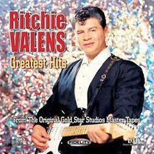 Greatest Hits [Audio Fidelity] by Ritchie Valens (CD, Feb-2003, Audio Fidelity)