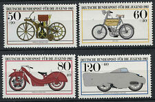 Alemania Occidental 1983 Sg # 2018-21 motocicletas Mnh Set #d 105