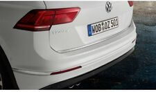 Original VW Tiguan 2016 Chrom Leiste Heckklappe