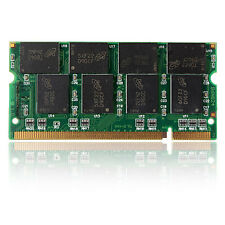 1GB DDR-333MHz PC2700 Non-ECC Cl2.5 200 Pins Laptop Computer PC DIMM Memory RAM