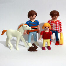 Playmobil Figures Family with pony - Figures