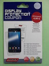 DISPLEX coupon bon film d'écran pour Nokia samsung htc sony LG zte Acer