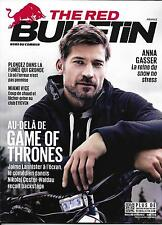 THE RED BULLETIN N°54 AVRIL 2016  COSTER-WALDAU/ GASSER/ SAUTS EXTREMES/