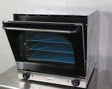 Commercial catering cuisine électrique convection four de cuisson en acier inoxydable