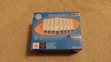 GE LED Bright Stik 60W Equivalent Soft White (2850K) General Purpose LED 8-Pack