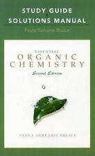 Study Guide and Solutions Manual for Essential Organic Chemistry by Paula Yurkan