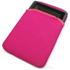 "Universal Soft Durable Neoprene Tablet Case For 7"" Inch Android Devices in Pink"