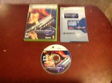 XBox 360 Perfect Dark Zero Game Used Book/Case Included Free Shipping US