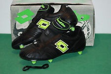 lotto vintage IN DONADONI R soccer boots milan holland italia 90 deadstock BNWT