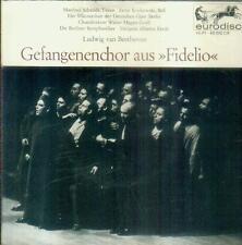 """7"""" Manfred Schmidt & Ernst Krukowski/Gefangenenchor Aus """"Fidelio"""""""