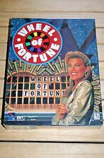 Wheel of Fortune (PC, 1994) STILL SEALED IN BIG RETAIL BOX Imagesoft Windows 3.1