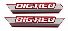 1985 85' ATC 250ES Big Red Side Cover Stickers Decals graphics ATV