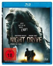 NIGHT DRIVE - Blu Ray Disc -