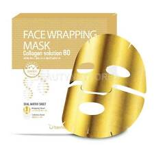 [BERRISOM] Face Wrapping Mask Collagen Solution 80 5pcs 27g / Esthetic care