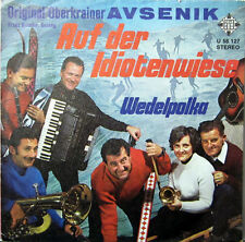Single / ORIGINAL OBERKRAINER AVSENIK / RARITÄT /
