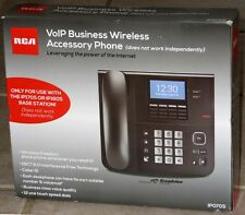 RCA IP070S Cordless Accessory Deskphone For RCA VoIP Office System IP160S IP170S