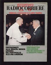 RADIOCORRIERE 46/1971 ELIS REGINA JAMES BROWN AMALIA RODRIGUEZ MAIGRET CERVI