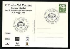 Gropparello ( Piacenza ) : gara di regolarità per Auto Sportive - 1998