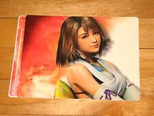 Final Fantasy X 10 official licensed stickers Cardass/Jumbo Sealedass US SELLER