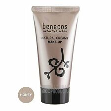 Bestselling Flawless Face Matte Foundation for Anytime Makeup, Honey by Benecos