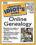 ONLINE GENEALOGY - THE COMPLETE IDIOT'S GUIDE TO - ALPHA BOOKS - CERTIFICATES