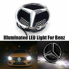 New Front Grille Star Emblem for Mercedes Benz 2006-2013 Illuminated LED Light