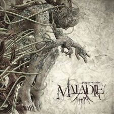 Maladie - Plague Within CD 2012 digi progressive black metal Germany