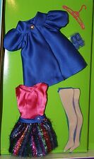 Vintage Barbie Reproduction STACEY Sears Nite Lightning COMPLETE FASHION! Repro