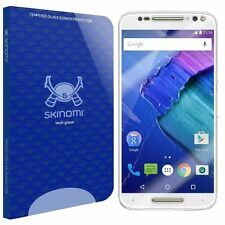 Skinomi TEMPERED GLASS 9H .33mm Screen Protector for Motorola Moto X Pure
